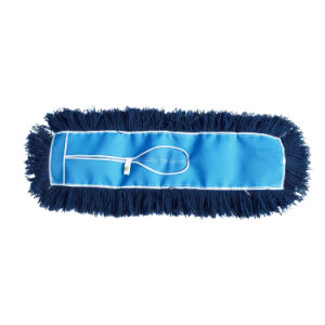 Industrial Strength Premium Nylon Dust Mop with Aluminum Quick Change Extension Handle pictures & photos