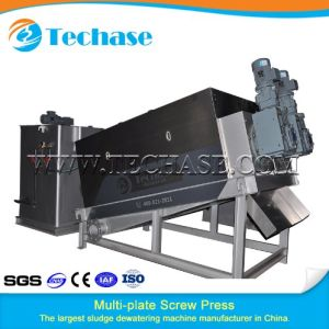 Dryer Sewage Treatment Machine for Food Industry Better Than Belt Press pictures & photos