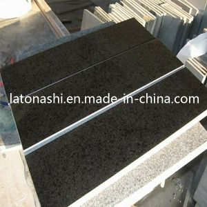 G684 Balck Stone Basalt for Flooring and Paving Tile pictures & photos