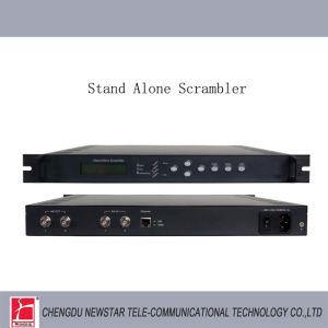 Double Network Port Standard Scrambler (SDC-3001C)