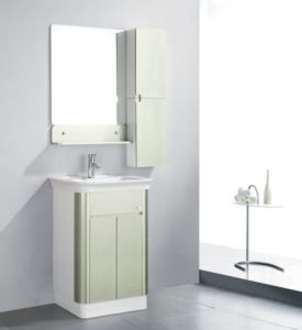 China Manufacturer Complete Set PVC Bathroom Cabinet