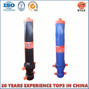 Front-End Telescopic Cylinders Tipping System for Tipping Trucks pictures & photos