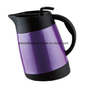 Stainless Steel Creative Design Vacuum Coffee Pot pictures & photos