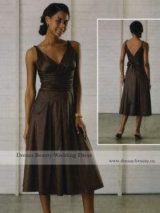 Bridesmaids Dress, Evening Ball Dress (Lf29-Mic)