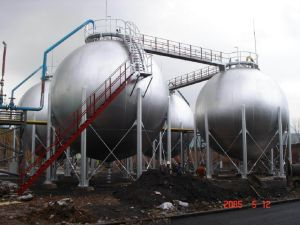 High Quality Supplier of Spherical Tank pictures & photos