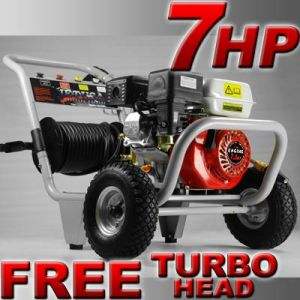 Gasoline Pressure Washer (HW8010-7.0HP) pictures & photos