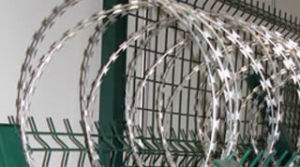 Fencing Galvanized Barbed Wire S333