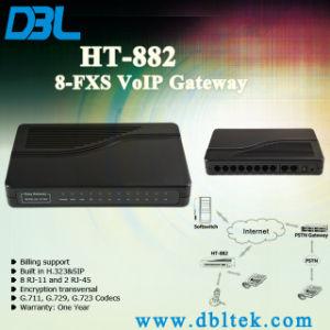 VoIP 8 FXS Ports Gateway / ATA Gateway pictures & photos