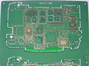 Multilayer Gold PCB&Good Service for Zapon PCB Manufacturing pictures & photos