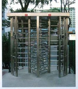 Full Height Turnstile (2)