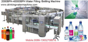 Water Filling Bottling Packing Machine pictures & photos