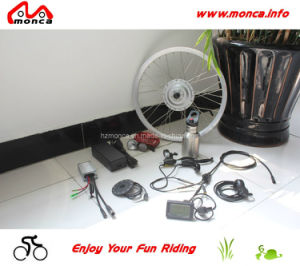 Electric Bicycle Kits with Mini Bottle Battery Holden on The Frame pictures & photos