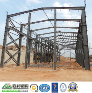 Prefabricated Steel Structure Prefabricated Building in Zhuhai pictures & photos