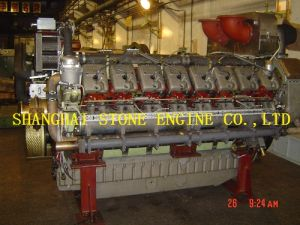 Deutz Marine Diesel Engine (TBD620V16) pictures & photos