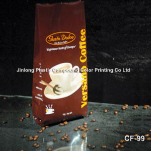Side Gusset Coffee Bean Bag with Valve pictures & photos
