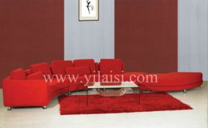 Fabric Sofa (A26)