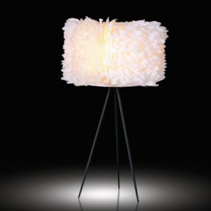 Velvet Table Lamp Warm Light Gorgeous Table Lights pictures & photos