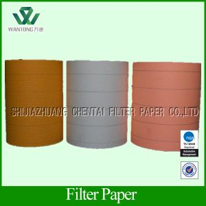 Corrugated&Panel Auto Air/Oil/Fuel Filter Paper
