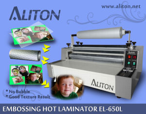 Hot Laminating Machine (EL-650)