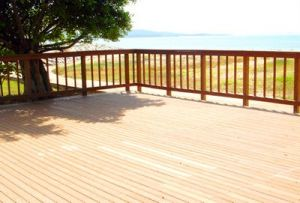 Long Life Low Maintain WPC Outdoor Flooring (HO02515) pictures & photos