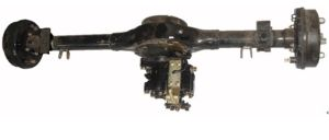 Tricycle Spare Parts-Rear Axle with Assistor