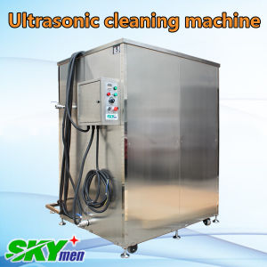 Skymen Hot Water Cleaning Industrial Ultrasonic Die Mould Machine pictures & photos