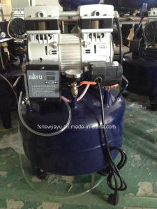 Oilless Automatic Drainage Dental Air Compressor