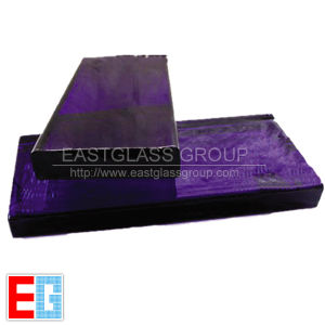 Colored Crystal Glass - Blue Crystal Glass pictures & photos