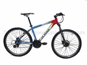 Cheap Square Tube Frame Mountain Bike Bicycle (FP-MTB-A018) pictures & photos