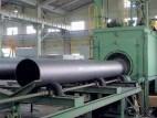Steel Pipe Outer/Inner Wall Shot Blasting Machine