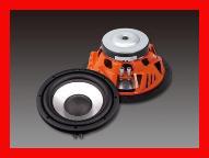 Professional Car Audio Speaker (GT WOOFER 250B SERIES)
