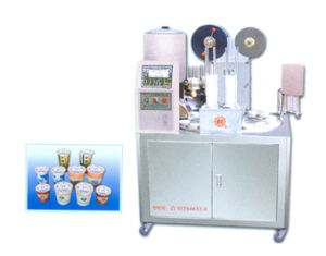 Automatic Turntable Filling & Seal Lid Machine for Paper or Plastic Cup (SGF/Z)
