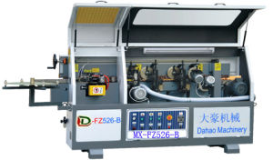 Economic-Type Semi-Automatic Double-Sided Adhesive Edge Banding Machine