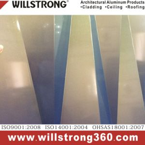 Chameleon Color Aluminum Composite Panel for Wall Cladding pictures & photos
