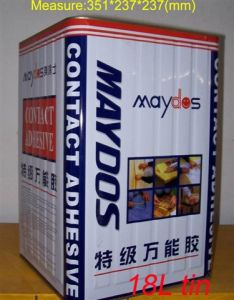 Neoprene Contact Adhesive for Laminated Sheet Sticking (Formica Glue) pictures & photos