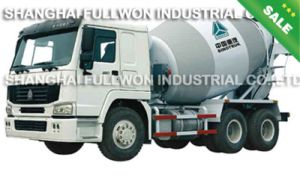 HOWO 6x4 CONCRETE MIXER 6 CUBIC 290hp pictures & photos