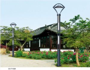 2013 New Aluminum Alloy LED Garden Light with CE UL & RoHS