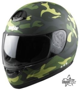 Full Face Helmet (ECER22-05 APPROVAL)