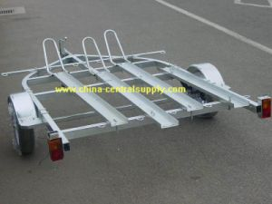 3 Rail Motorcycle Trailer (CT0302B) pictures & photos