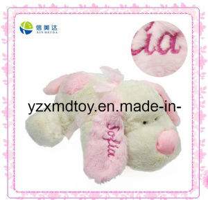 Cute Plush Dog Soft Baby Toy (Blue, Pink) pictures & photos