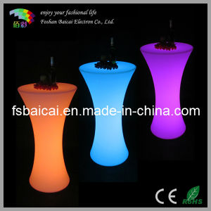 Light up LED Cocktail Table