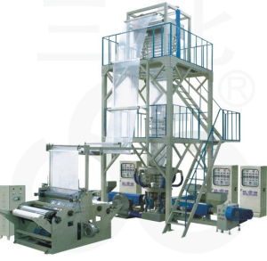 Three-Layers Common-Extruding Rotary Die Film Blowing Machine (3SJ-G1000) (CE) pictures & photos