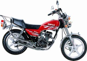 Chop Street Speed Motorcycle (SL125-6)