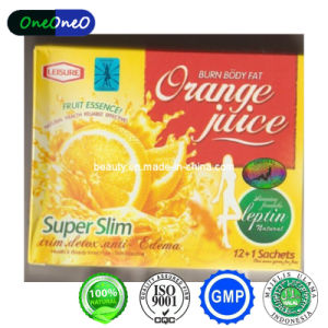 No Harm Orange Juice Slimming Tea Product Weight Loss pictures & photos