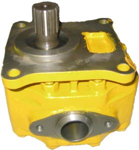 Komatsu Gear Pump for Bulldozer/Loader/Grader pictures & photos