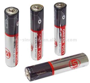 LR03 AAA Size Alkaline Battery pictures & photos