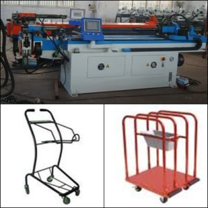 Three-Dimensional CNC Tube Bending Machine (GM-50CNC-2A-1S) with ISO pictures & photos