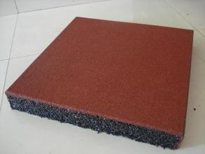 New Product Square Rubber Tile Outdoor Rubber Tile Play Ground Rubber Tiles Anti Slip Rubber Tile pictures & photos