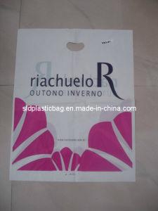 Printed Shopping Bag Wtih Die Cut pictures & photos