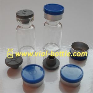 Empty Injection Vial 2ml with Flip off Cap and Stopper pictures & photos